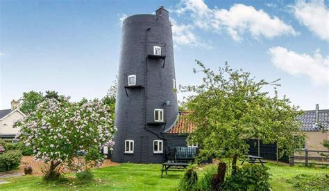 Windmill home in Norfolk for sale: 36ft tower home offers
