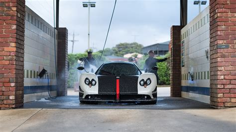 I Rode With A Pagani Rally Through The Most Beautiful