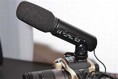 External Mic DMW-MS1 may solve audio issues?