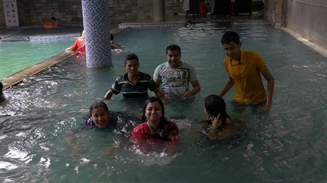 Cox's Bazar Hotel - Girls and Boys enjoying pool time at