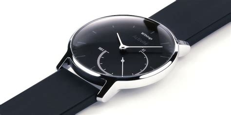 Withings Adds to Activity Tracker Lineup With New Activité