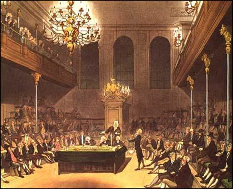 History of the House of Commons