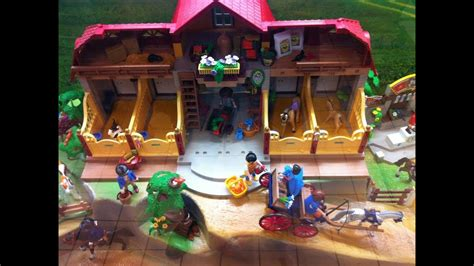 Playmobil Country Centre equestre - YouTube