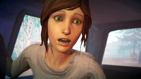 LIFE IS STRANGE Before The Storm Chloe And Rachel Trailer