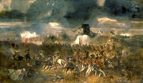 What if Napoleon won the Battle of Waterloo?   Shannon Selin