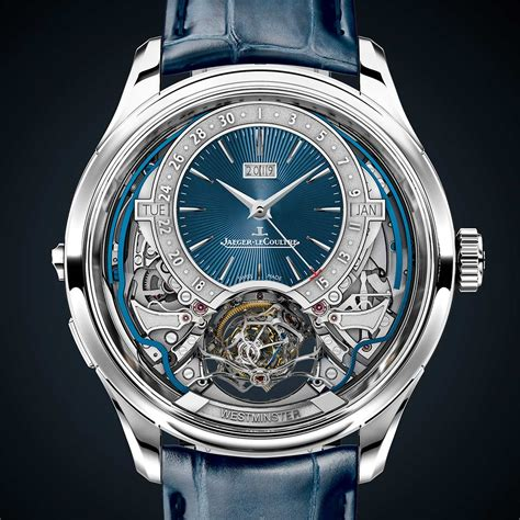 SIHH 2019: Jaeger-LeCoultre - Master Grande Tradition