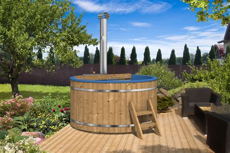 Bain nordique 170 - Wood and Wellness