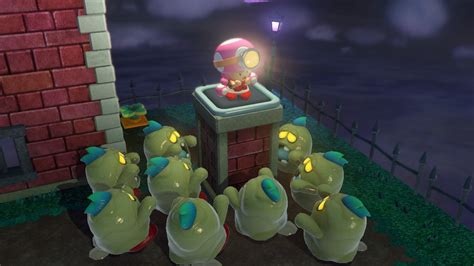 Captain Toad: Treasure Tracker Reveals Playable Toadette