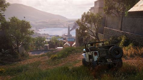 Uncharted 4: A Thief's End (PS4 / PlayStation 4) Game