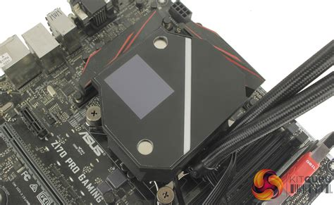 Asus ROG Ryujin 360 Review – an AIO with an OLED screen