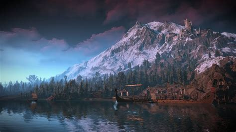 The Witcher 3 - ''Wonders of Skellige'' - Most Beautiful