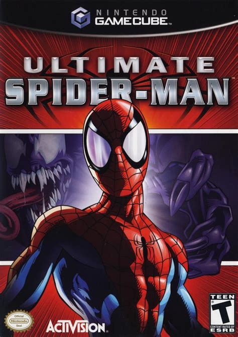 Ultimate Spider-Man ISO ROM for GCN Download PPSSPP