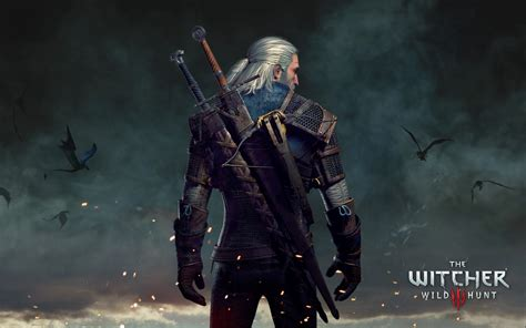 Geralt The Witcher 3 Wild Hunt Wallpapers | HD Wallpapers