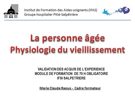formation aide soignante module 5 - Trouver une formation