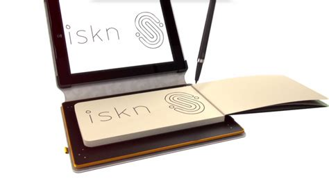 French startup Iskn raises $2M to bring the stylus to iOS