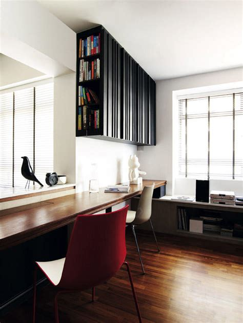 Home office design ideas: Use the bay window for your work