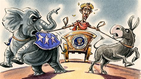 The myth of the imperial presidency