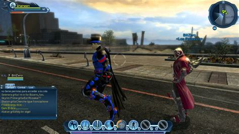 DC universe online PC gameplay - YouTube