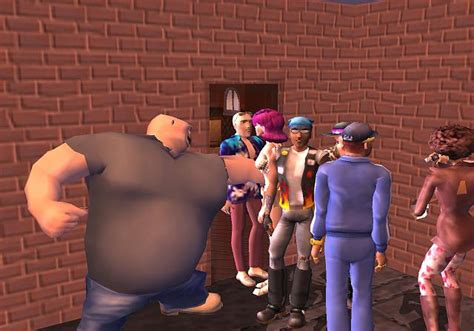 Screens: The Urbz: Sims in the City - PS2 (6 of 41)