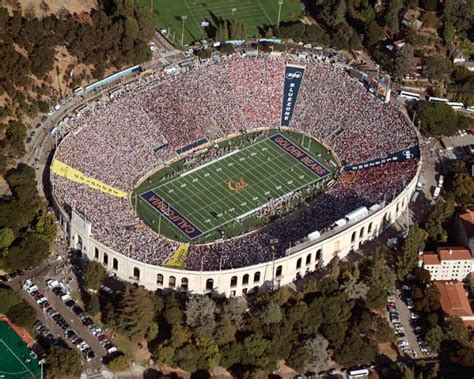 It's a Cal football game