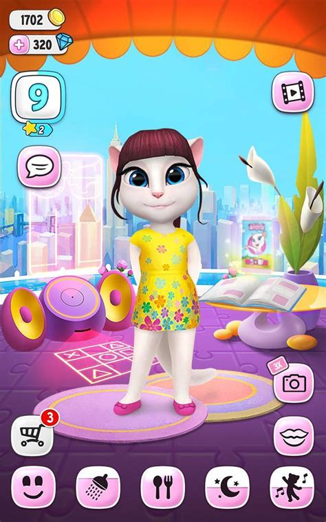 Mi Talking Angela for Android - APK Download