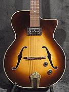 Guitare Jacques Favino Jazz archtop d'occasion jacques
