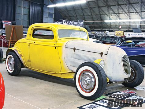 The Suede Palace - Grand National Roadster Show - Street