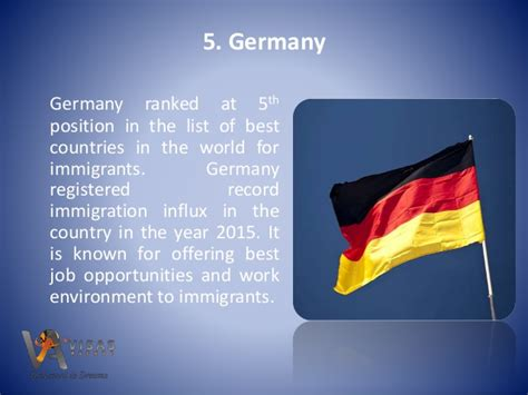 5 Best Countries in the World for Immigrants