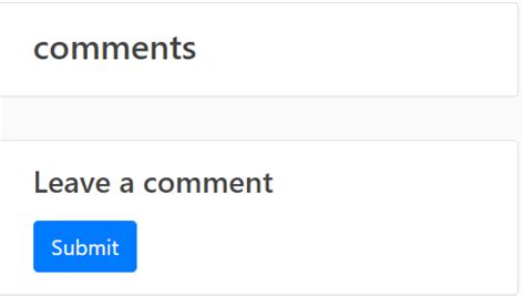 python - How to make my comment form in Django to start