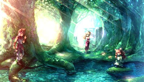 Secret Of Mana Full HD Wallpaper and Background Image