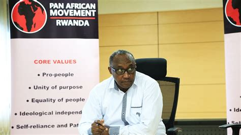 Musoni: Pan-Africanism is about valuing every African with