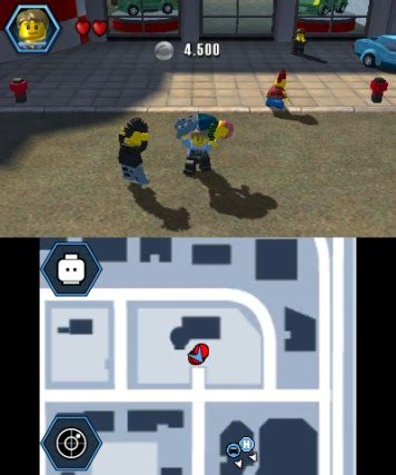 LEGO City Undercover The Chase Begins 3DS ROM Cia