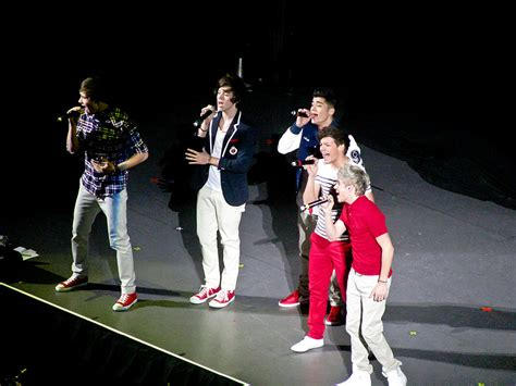 THE NEW BRITISH INVASION: ONE DIRECTION! (from wikipedia