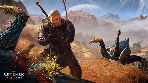 Brutal Witcher 3 Trailer Teases Magical Female Character