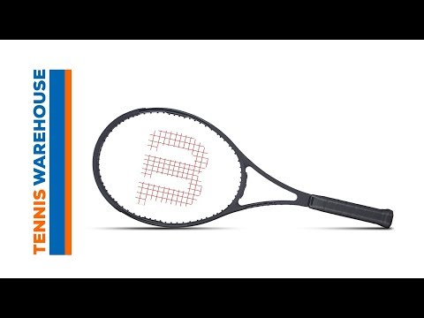 Wilson Pro Staff 97L Countervail Camo Tennis Racket [Frame