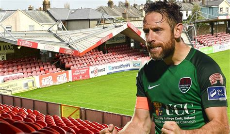 Cork City Fans Ready To Raise The Roof In Turner's Cross