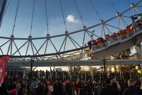 Here's How You Can Spend A Night In The London Eye