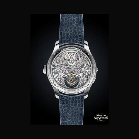 Watch Jaeger-LeCoultre Master Grande Tradition