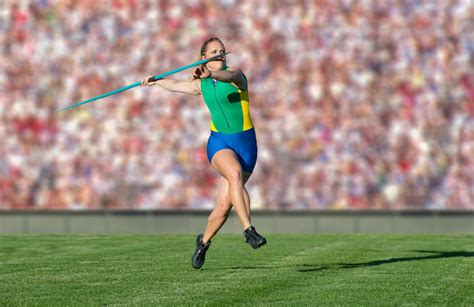 Learning the Javelin Throw in Track and Field