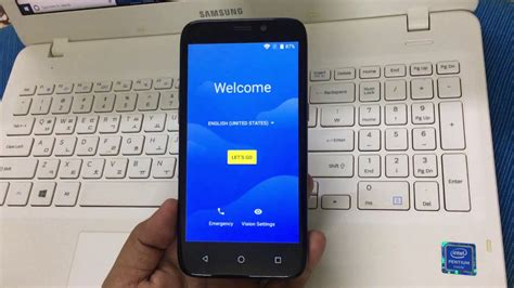ZTE Maven 3 (Z835) AT&T FRP/Google Lock Bypass Android 7