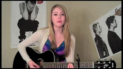"""Taio Cruz """"Break Your Heart"""" cover by Lauran Irion with"""