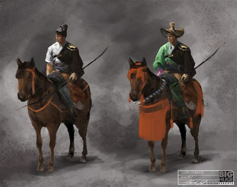 Age of Empires III: The Asian Dynasties Concept Art