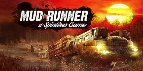 Spintires: MudRunner Announced for PS4, Xbox One and PC