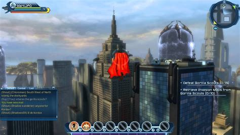 DC Universe Online - 11 - Finding The Daily Planet - YouTube