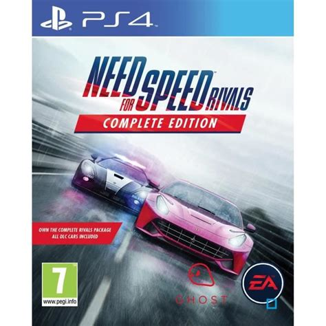 Need For Speed Rivals Complete Edition Jeu PS4 - Achat