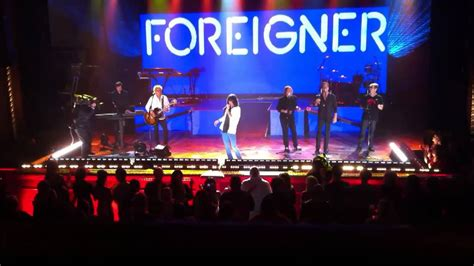Foreigner - Say You Will (Live Excerpt) - Arcada Theater