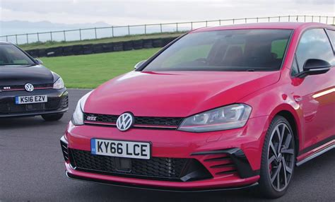 Golf GTI, GTD, GTE, R, Edition 40 and Clubsport S Do Track
