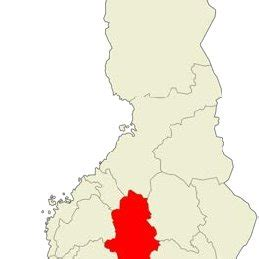 Location of the eight case studies