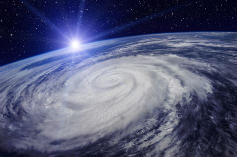Astronaut Ricky Arnold Shared Pics Of Hurricanes Florence