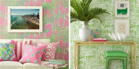 Lilly Pulitzer Wallpaper - Lilly Pulitzer's New Collaboration